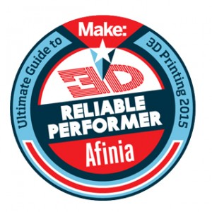 Reliable Performer Badge