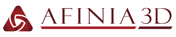 Afinia 3D Logo