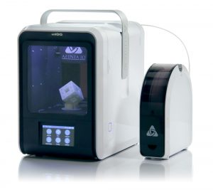 The H400 Desktop 3D Printer from Afinia 3D