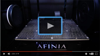 Afinia H800+ 3D Printer - Overview Video