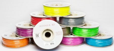 Afinia 3D Printer Filaments - Buy Now!