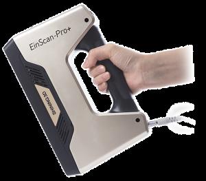 EinScan-Pro+ Handheld 3D Scanner