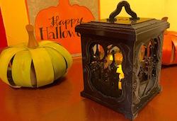 3D printed mason jar lantern