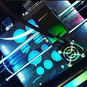 H800 printing knobs