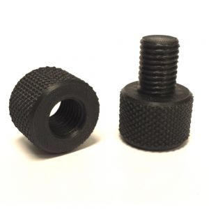 knurled bolt printed with graphene enhanced PLA filament