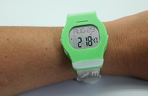 Heart Rate Monitor Watch for 3D printing STEM curriculum