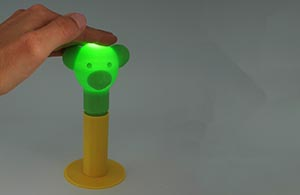 Night Light for 3D printing STEM curriculum