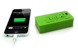 USB Power bank for 3D printing STEM curriculum