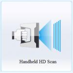Handheld HD Scan
