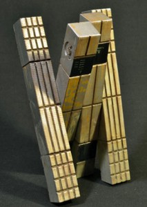 3D-printed Tars from Interstellar