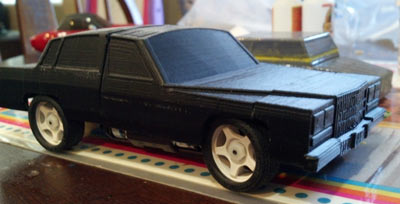 Hobbyist Jeff Tucker 3D Prints for RC Car Bodies and Accessories