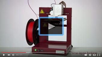 Afinia H480 3D Printer - Overview Video